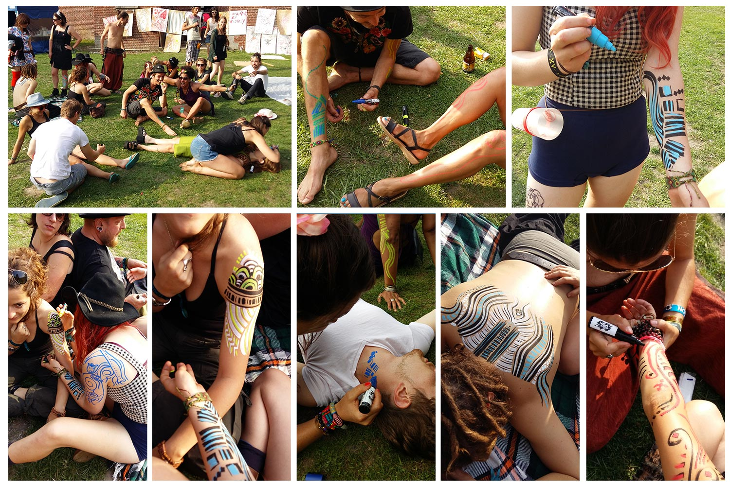 workshop body painting